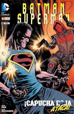 BATMAN/SUPERMAN NÚM. 32