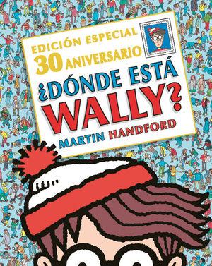¿DÓNDE ESTÁ WALLY? (EDICIÓN ESPECIAL 30 ANIVERSARIO)