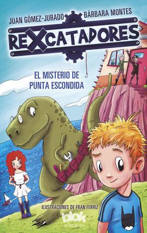 REXCATADORES 1: EL SECRETO DE PUNTA ESCONDIDA