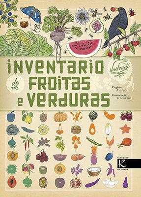 INVENTARIO ILUSTRADO DE DE FROITAS E VERDURAS