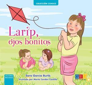 LARIP, OJOS BONITOS