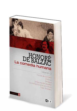LA COMEDIA HUMANA VOLUMEN 3
