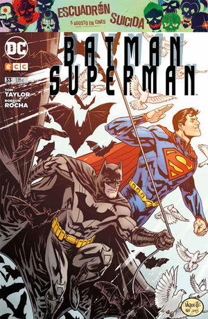 BATMAN/SUPERMAN NÚM. 33