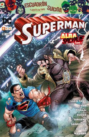 SUPERMAN NÚM. 51