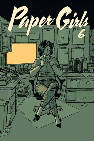 PAPER GIRLS Nº 06
