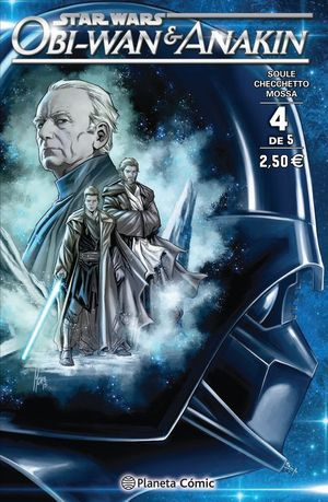 STAR WARS OBI-WAN AND ANAKIN Nº 04/05
