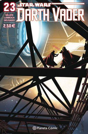 STAR WARS DARTH VADER Nº 23
