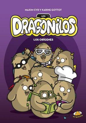 DRAGONILOS. LOS ORÍGENES, LOS