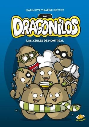DRAGONILOS. LOS AZULES DE MONTREAL, LOS