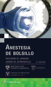 ANESTESIOLOGIA DE BOLSILLO