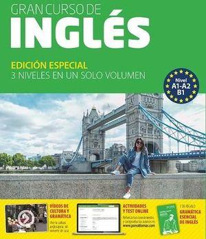 GRAN CURSO DE INGLÉS PONS (NIVEL A1-A2, B1)