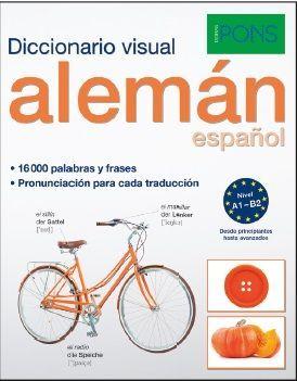 DICCIONARIO PONS VISUAL ALEMAN/ESPAÑOL (A1-B2)