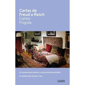 CARTAS DE FREUD A REICH