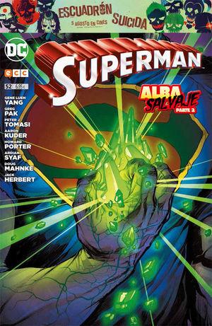 SUPERMAN NÚM. 52