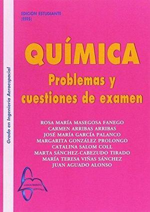 QUÍMICA. PROBLEMAS Y CUESTIONES DE EXAMEN