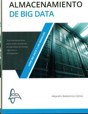 ALMACENAMIENTO DE BIG DATA