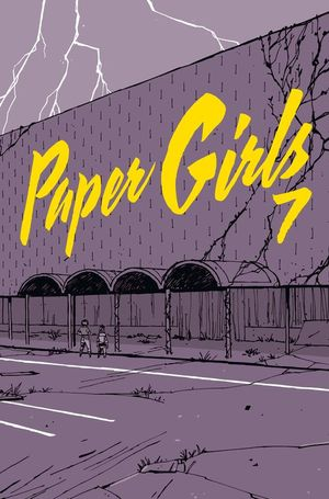 PAPER GIRLS Nº 07