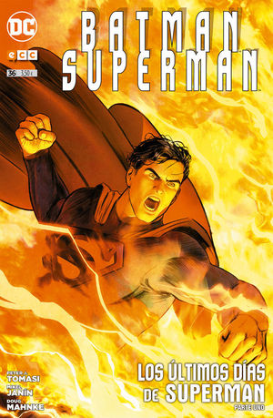 BATMAN/SUPERMAN NÚM. 36