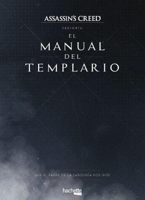 ASSASSIN'S CREED MANUAL DEL TEMPLARIO