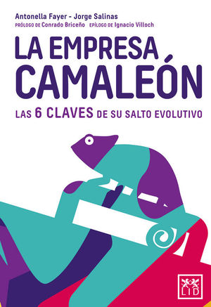 LA EMPRESA CAMALEON