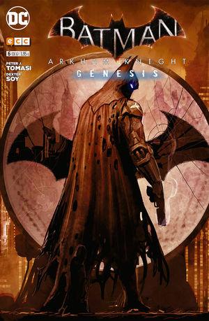 BATMAN: ARKHAM KNIGHT - GÉNESIS NÚM. 06