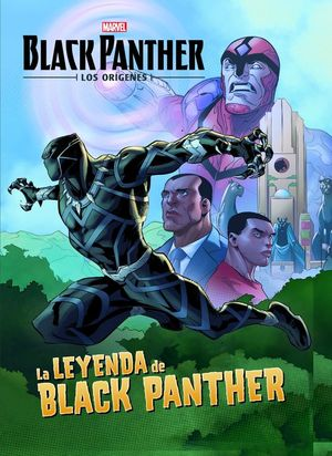 LA LEYENDA DE BLACK PANTHER