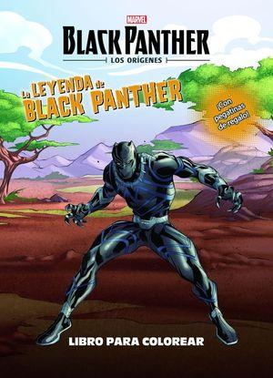 LA LEYENDA DE BLACK PANTHER (MARVEL). LOS ORIGENES