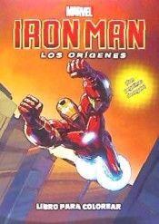 IRON MAN. LOS ORIGENES.