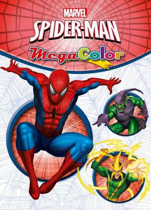 MEGACOLOR MARVEL SPIDERMAN