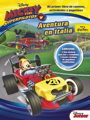 MICKEY Y SUPERPILOTOS AVENTURA EN ITALIA