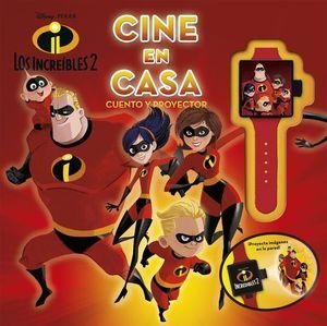 LOS INCREÍBLES 2. CINE EN CASA