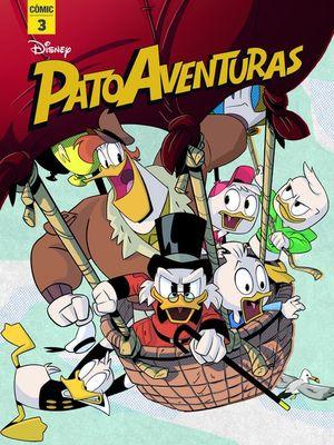 PATOAVENTURAS. COMIC 3