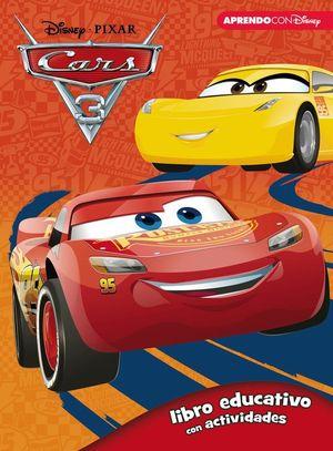CARS 3. APRENDO CON DISNEY