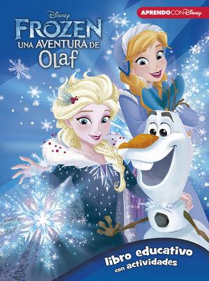 FROZEN: UNA AVENTURA DE OLAF. APRENDO CON DISNEY