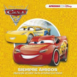 SIEMPRE AMIGOS (APRENDO VALORES CON DISNEY)