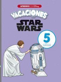 VACACIONES CON STAR WARS 5 AÑOS