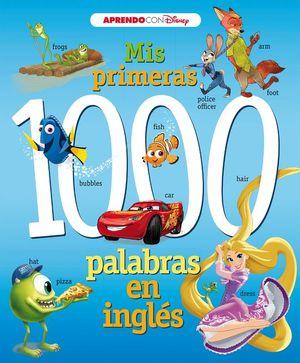 MIS PRIMERAS 1000 PALABRAS EN INGLES