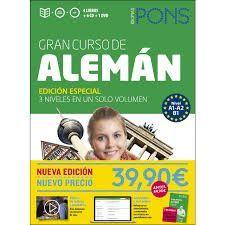 GRAN CURSO DE ALEMÁN PONS