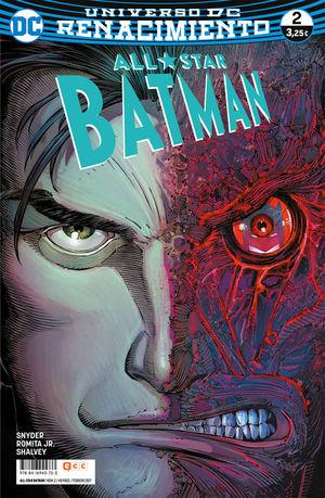ALL-STAR BATMAN NÚM. 02 (RENACIMIENTO)