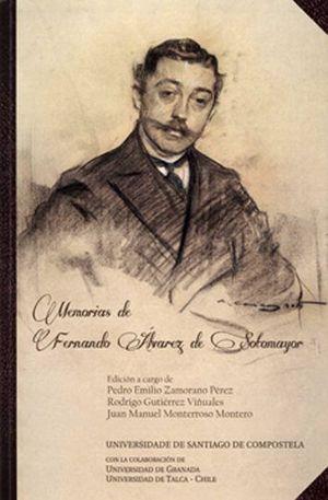 MEMORIAS DE FERNANDO ALVAREZ DE SOTOMAYOR