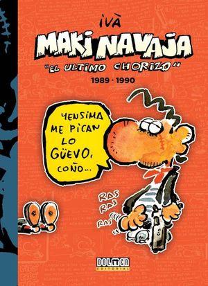 MAKINAVAJA 3 EL ÚLTIMO CHORIZO 1989 1990