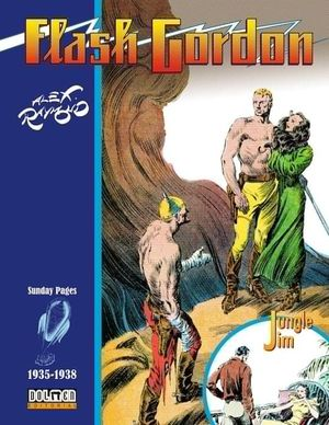 FLASH GORDON - JIM DE LA JUNGLA 1935-1938