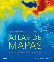 ATLAS DE MAPAS. FISICOS, POLITICOS Y CULTURALES