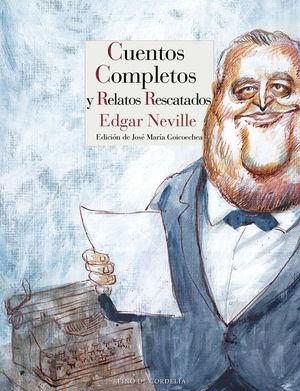 CUENTOS COMPLETOS Y RELATOS RESCATADOS (1926-1966)