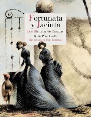 FORTUNATA Y JACINTA (ESTUCHE TOMOS I Y II)