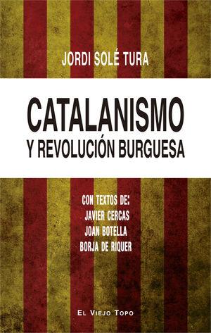 CATALANISMO Y REVOLUCION BURGUESA