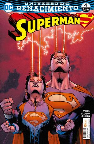 SUPERMAN NÚM. 59/ 4 (RENACIMIENTO)