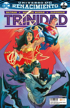 BATMAN/SUPERMAN/WONDER WOMAN: TRINIDAD NÚM. 02 (RENACIMIENTO)
