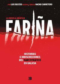 FARIÑA (LA NOVELA GRAFICA)