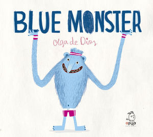 BLUE MONSTER